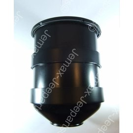 Willys MB Purolator Oil Filter Housing incl. Clamps