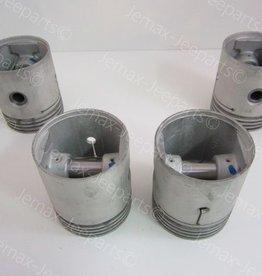 Willys MB Piston + Pin STD