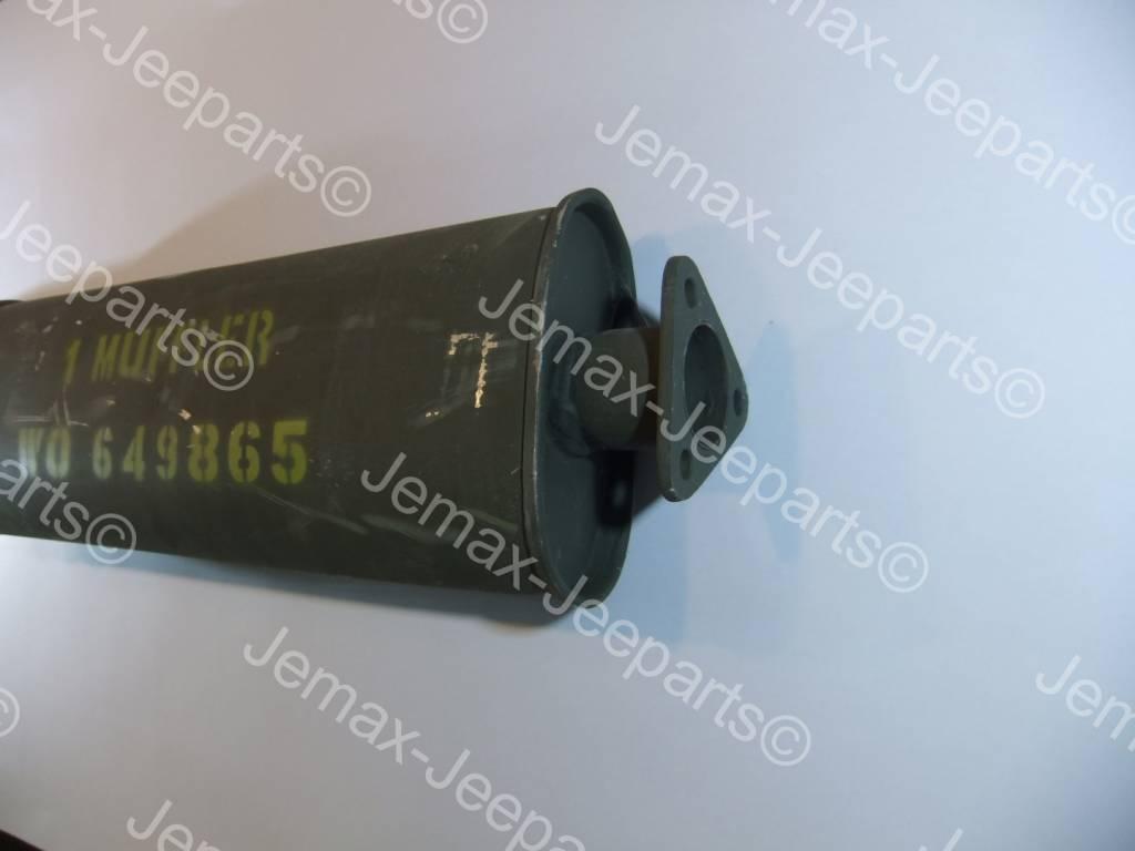 M38A1/Nekaf M38 Muffler