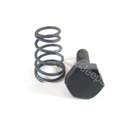Seal Tested Automotive Parts Bolt set for cover oil filter (Purolator-type)
