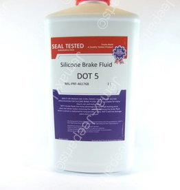Seal Tested Automotive Parts Silicone brake fluid 1 Liter