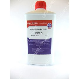 Seal Tested Automotive Parts Siliconen rem vloeistof 1 Liter