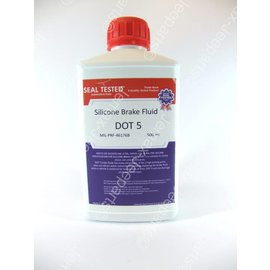 Seal Tested Automotive Parts Siliconen remvloeistof 500ml