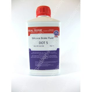 Seal Tested Automotive Parts Siliconen brake fluid 500ml