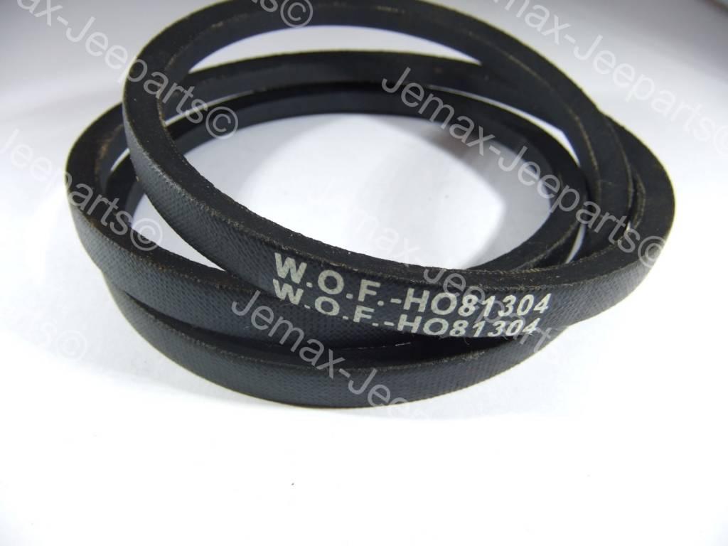 Willys MB Fan Belt (M201)