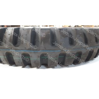 Willys MB Deestone Tire 600 x 16 Military