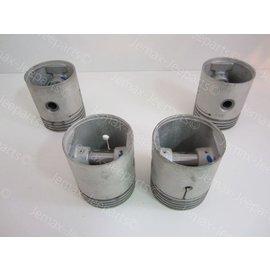 Willys MB Piston set + Pin 0.040