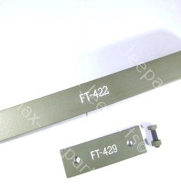 Willys MB Kit, FT-422 Brush guard for MP-50 antenna mast bracket