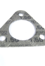 M38A1/Nekaf Gasket, muffler and exhaust pipe M38A1