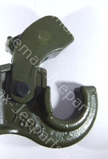 Willys MB Pintle Hook Willys MB mid wartime