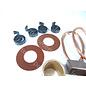 Willys MB Brush and bushing repair kit starter