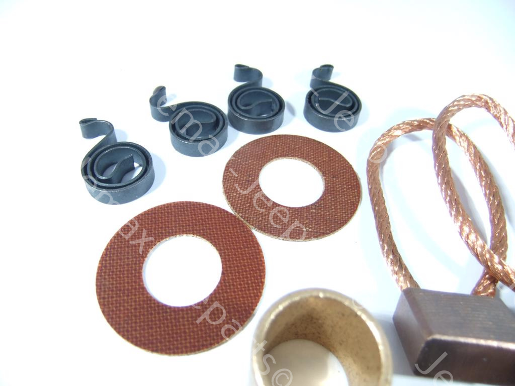 Willys MB Brush and bushing repair kit starter