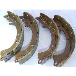 M38A1/Nekaf M38 Brake shoes + lining set