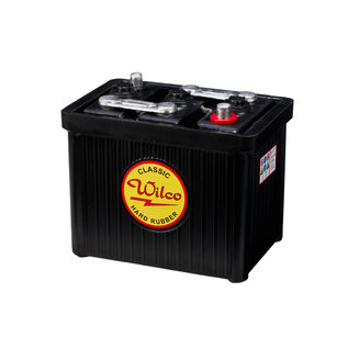 Battery Accu 6 volt Vintage 120Ah