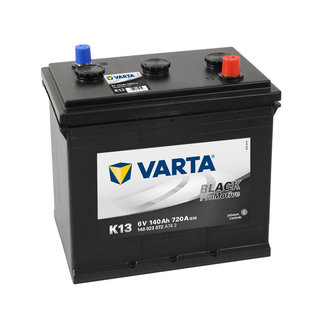 Battery Battery 6 Volt Varta K13 140Ah