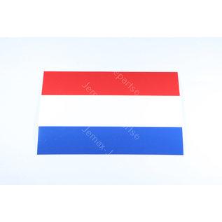 M38A1/Nekaf Nederlandse vlag