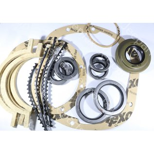 Willys MB Front axle gaskets and seals kit