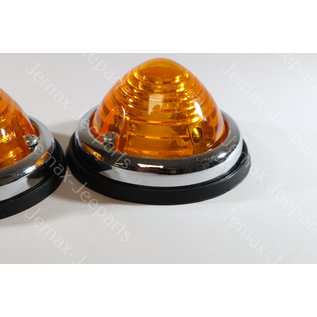 Willys MB Knipperlichtset rond