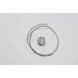 Willys MB Voltage Regulator Seal