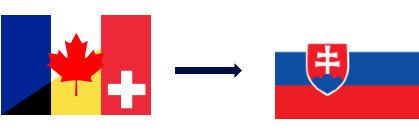 Du français vers le slovaque