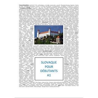 Slovaque pour Débutants FR-SK (CECRL-A1)