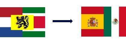 Du néerlandais vers l'espagnol