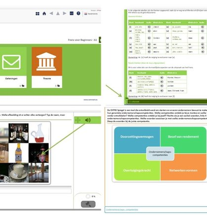 EMCG2.0: Créer des modules en ligne pour n'importe quel contenu