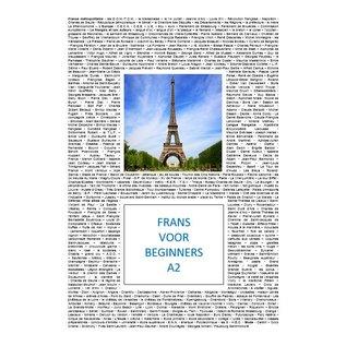 Français pour débutants avancés NL-FR (ERK-A2)