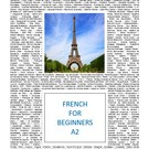 ☁French for beginners EN-FR (CEF-A2)