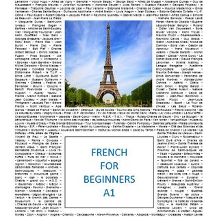 French for beginners EN-FR (CEF-A1)