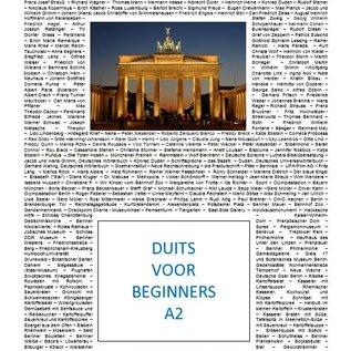 Duits voor beginners NL-DE (ERK-A2)