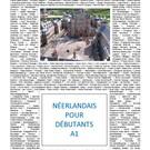 ☁Néerlandais pour débutants FR-NL (CECRL-A1)