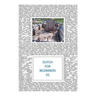 Dutch for beginners EN-NL (CEF-A1)