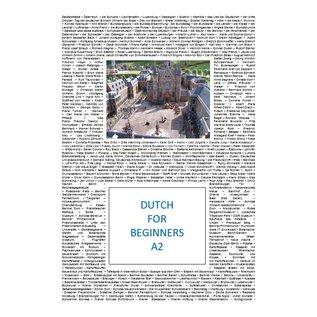 Dutch for beginners EN-NL (CEF-A2)