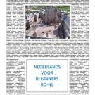 Limba olandeză pentru începători RO-NL (ERK-A1+A2)