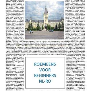 Roemeens voor beginners NL-RO (ERK-A1+A2)