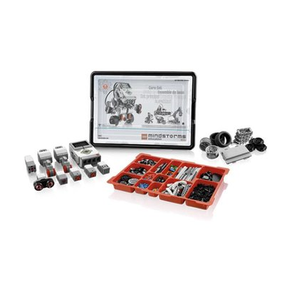 LEGO® Education EV3 Set de Base Educative et logiciel educatif
