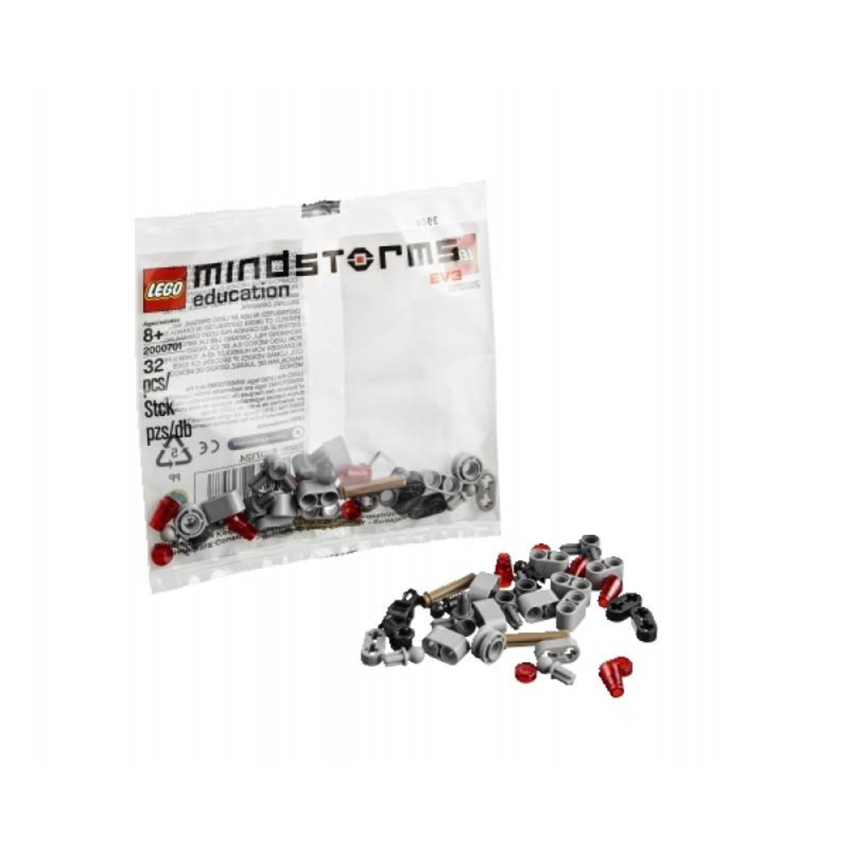 LEGO® Education Replacement Pack for Mindstorms