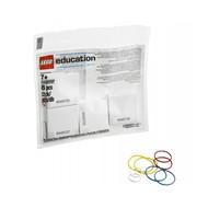 LEGO Education Pack de remplacement bandes élastiques LE (2000707)
