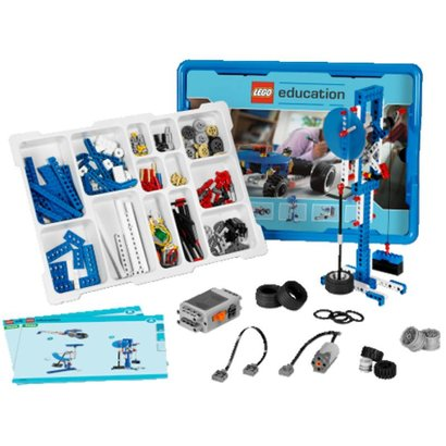 LEGO® Education Kit Machines Simples et Motorisés