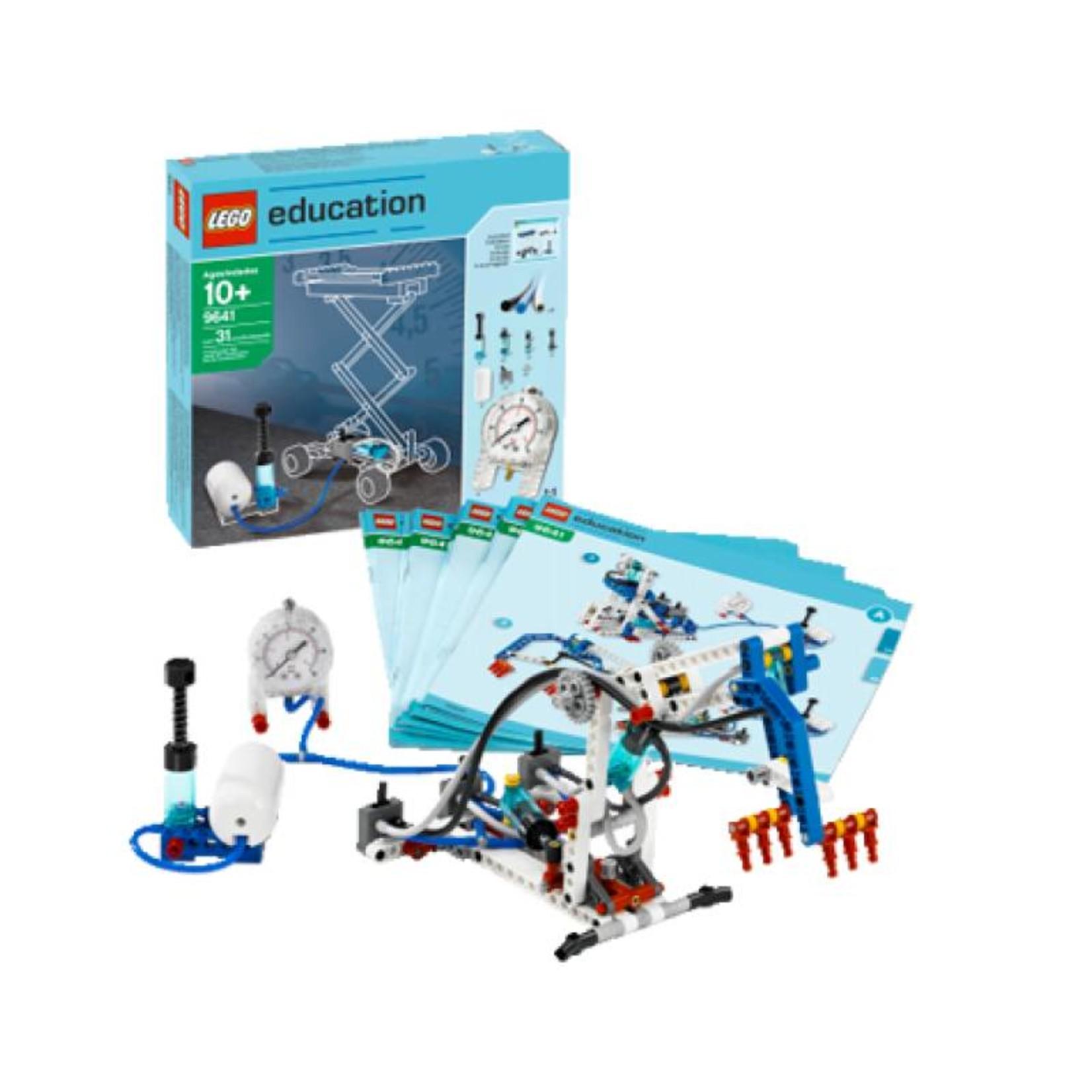 LEGO® Education Pneumatics Add-on Set