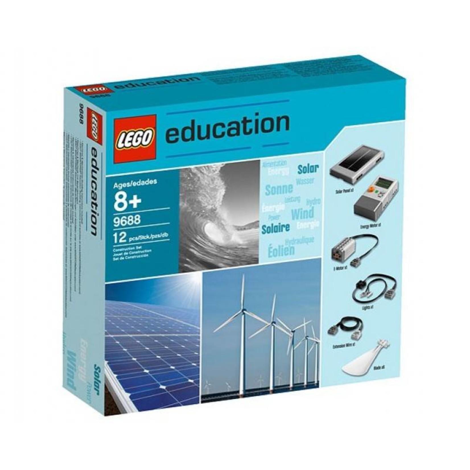LEGO® Education Renewable Energy Add-on Set