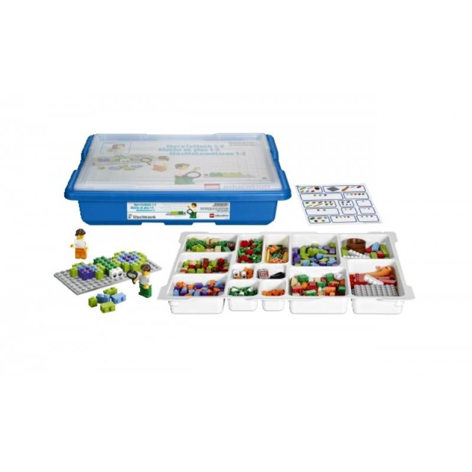LEGO® Education MoreToMath basisset 1-2