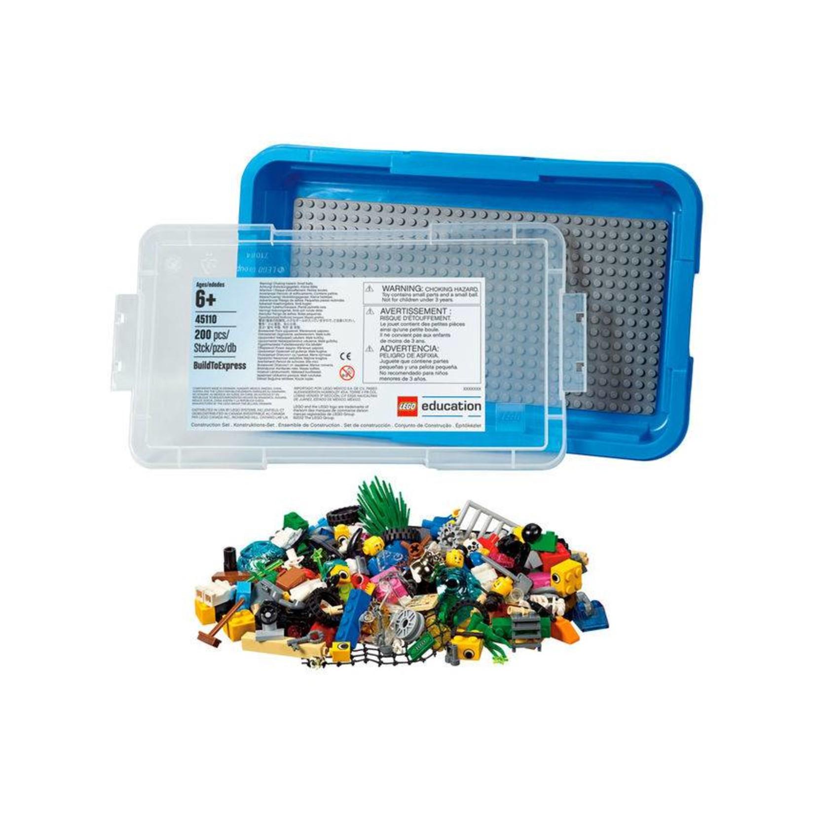 LEGO® Education BuildToExpress Core Set