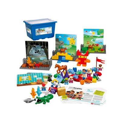LEGO® Education Verhalen set