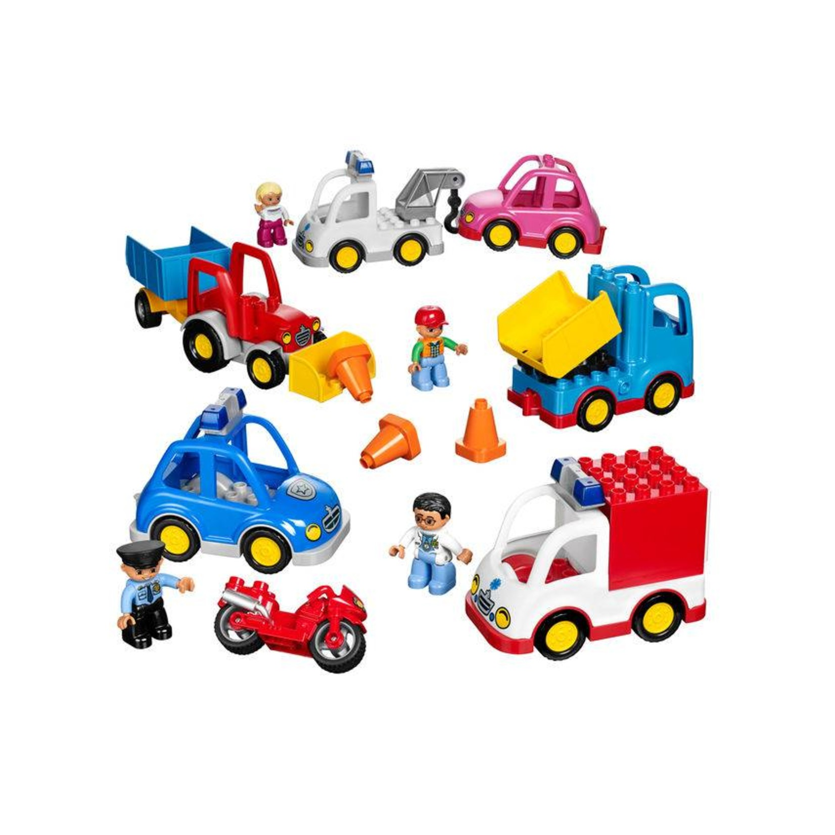 LEGO® Education Voertuingen Set