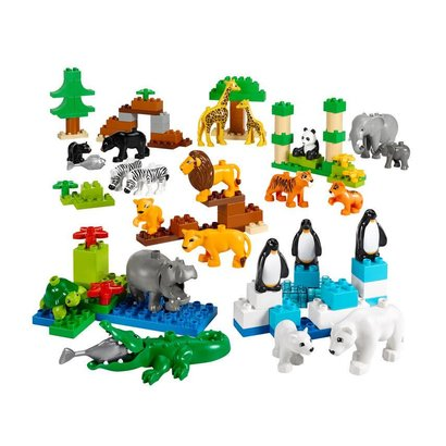 LEGO® Education  Les animaux sauvages