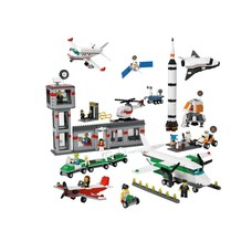 LEGO Education Space and Airport Set (9335)