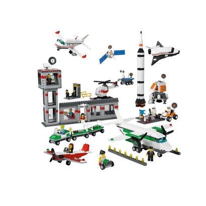 LEGO Education Set Espace et aéroport