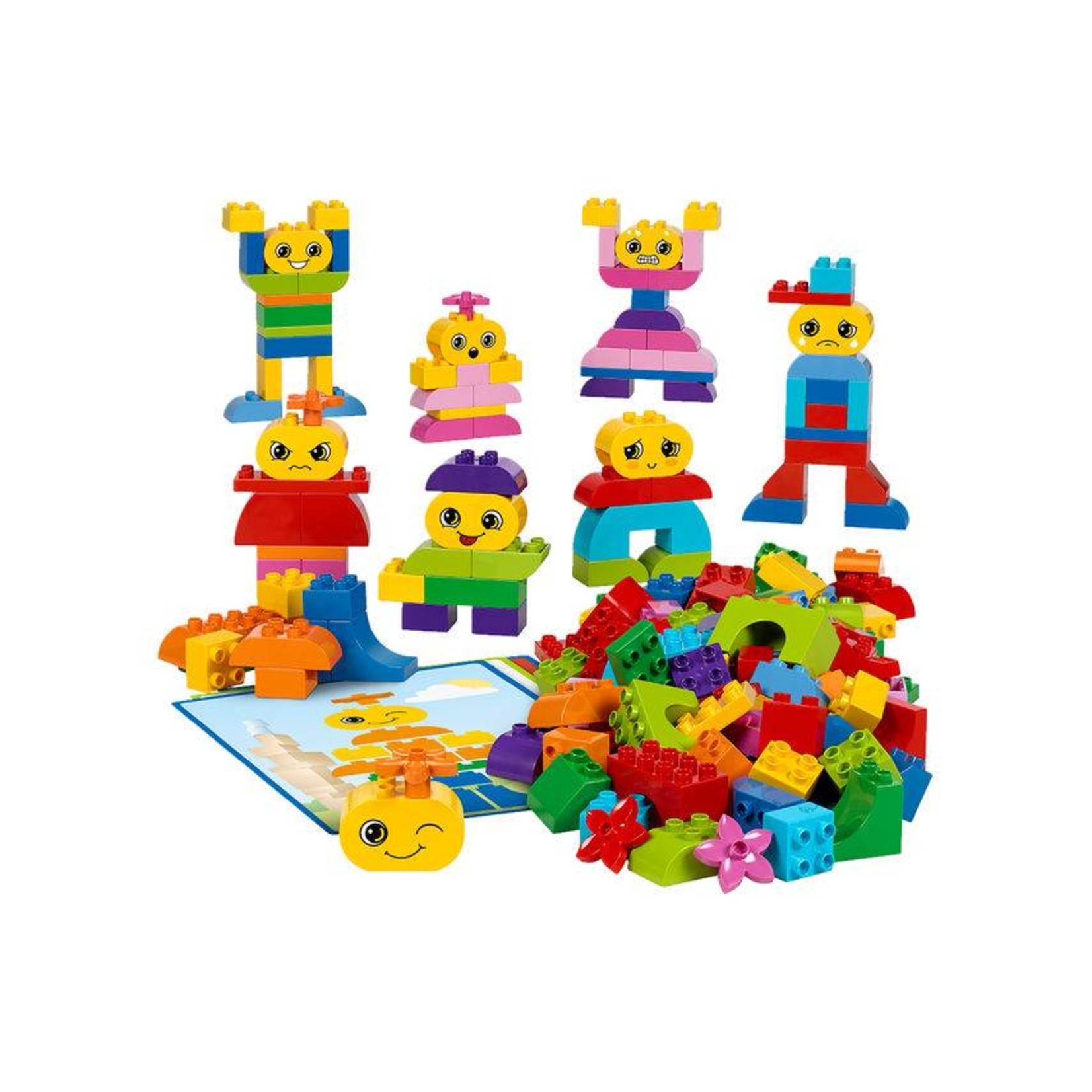 "LEGO® Education Build Me ""Emotions"""
